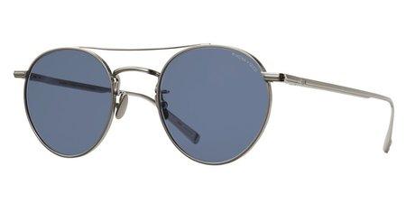 Garrett Leight Rimowa sunglasses - Gray