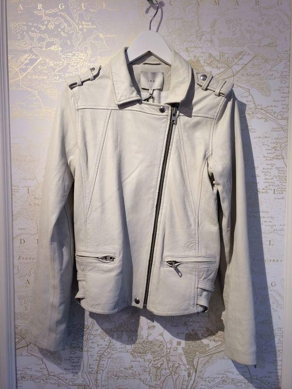 IRO 'Jude' leather jacket