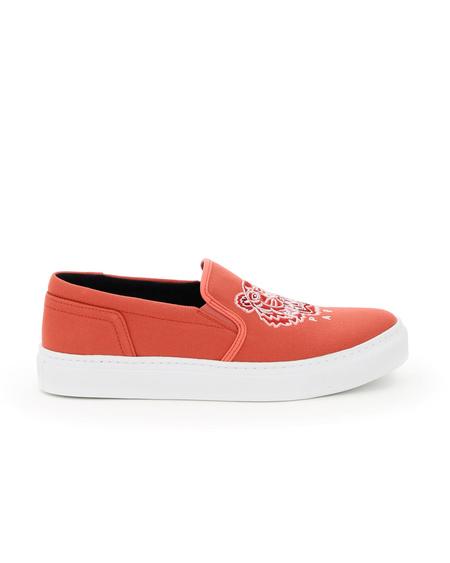 Kenzo K-Skate Slip On Sneakers