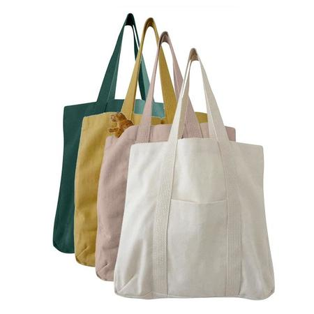 Kids Nico Nico Rhyes Canvas Tote Bag