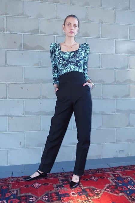 Rachel Comey Gilet Pant - Black Foam