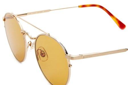 Crap Eyewear The Tuff Safari sunglasses - Mustard Tint