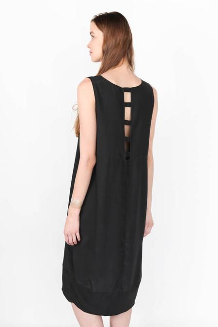 Evens Parmer Silk Dress