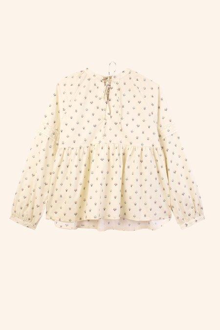 Meadows Abelia Shirt - Winter Ditsy