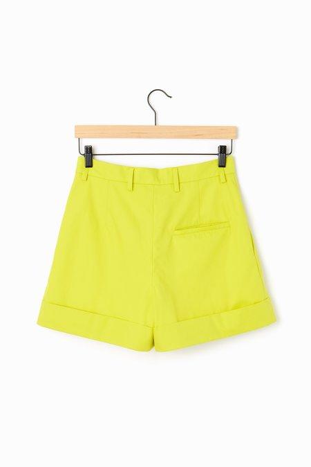 Sofie D'Hoore Phi Shorts - Anise