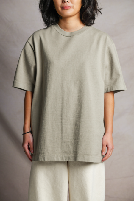 Lady White Co. Rugby Tee - Taupe