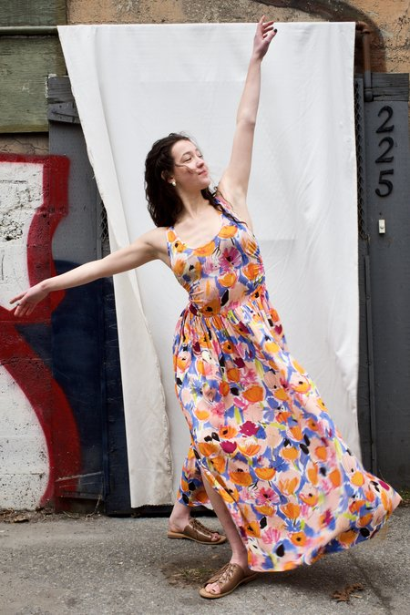Rachel Comey Menta Dress - Multi