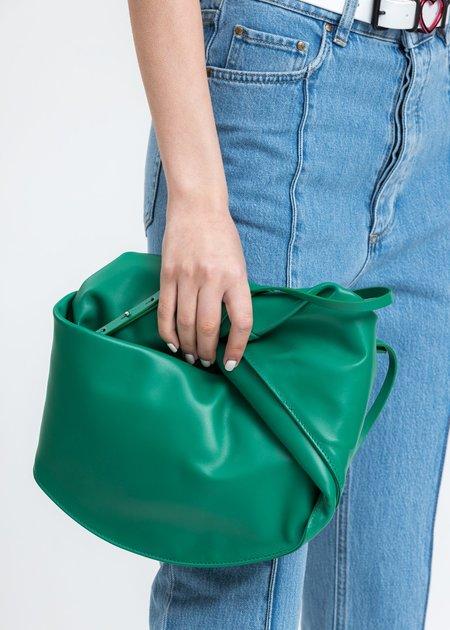 Y/project Infinity Mini Bag - Green