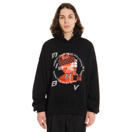 MISBHV Tokio hoodie - Black