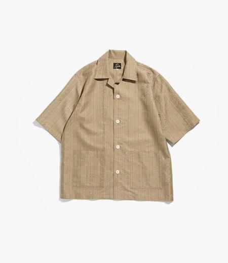 Needles Cabana Shirt top - Paisley Jacquard