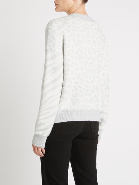 Rails Lana Sweater -  Ivory Grey