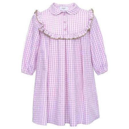 Kids Paade Mode Cleo Dress - Violet