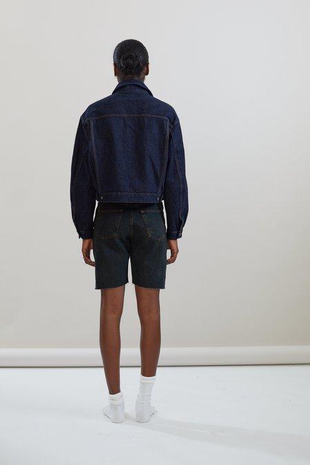 Still Here New York Rust Cut Offs shorts - RUST
