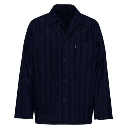 Levi's Made & Crafted Chore Coat - LMC Bar Blue