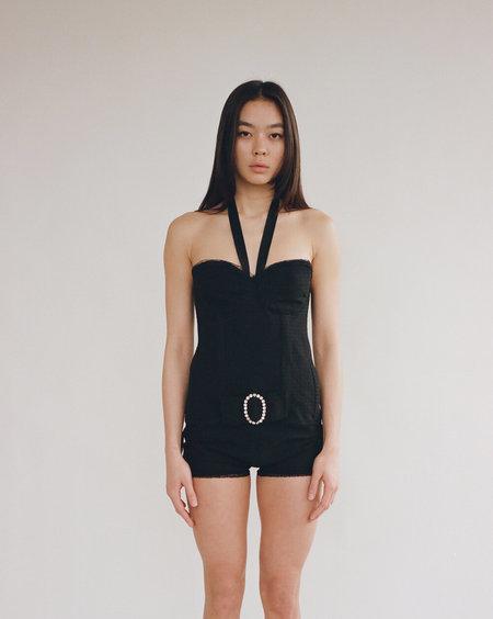 Sydney Pimbley Roxanne Shorts - Black