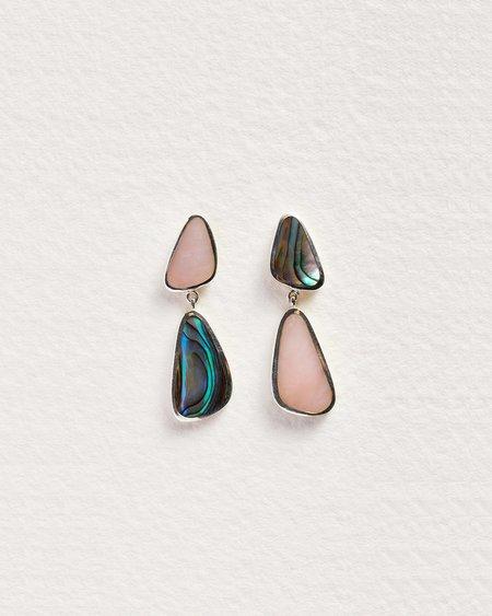 Pamela Love Miro Drop Earrings