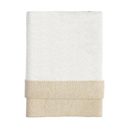 kids moon babe blankets Capricorn Babe Blanket - ivory/light grey/ochre