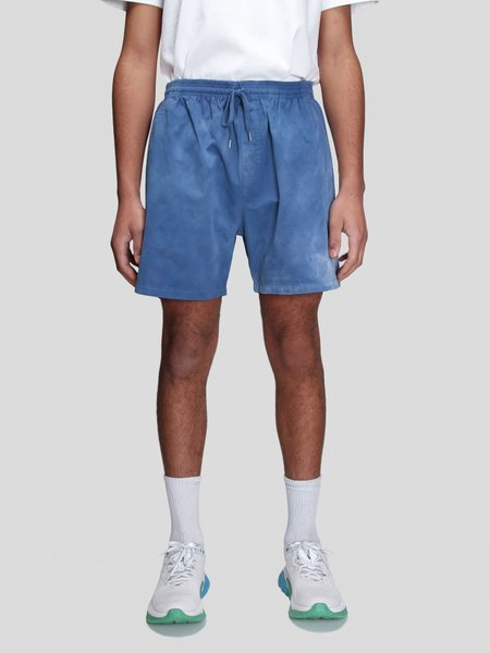 Schnayderman's Tie Dye Shorts - Stormy Blue
