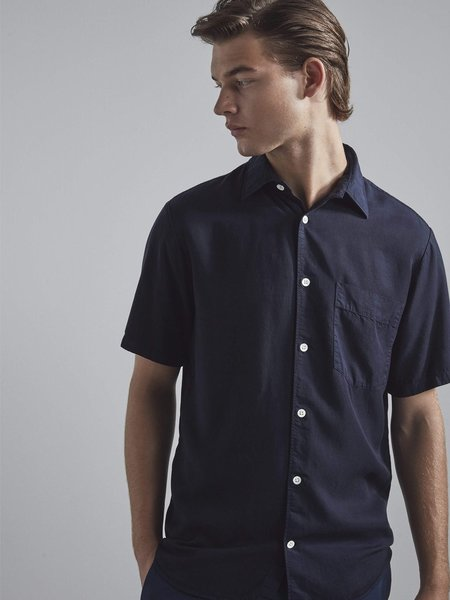NN07 Errico Shirt - True Blue