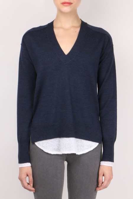 Brochu Walker Cardwell Layered Pullover