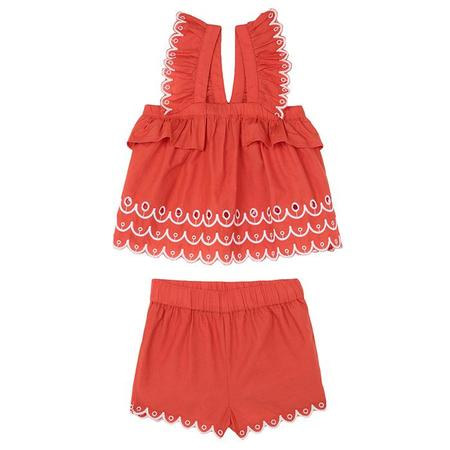 Kids Stella McCartney Two Piece Outfit - Red