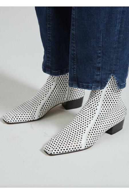 Rachel Comey Cove Boots - White