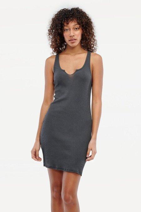 Lacausa Roxy Slip Dress - Slate