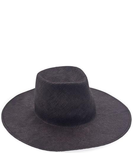 Reinhard Plank Nana Big Viscose Hat - Brown