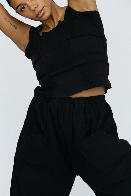 323 Maryam Pant - Black