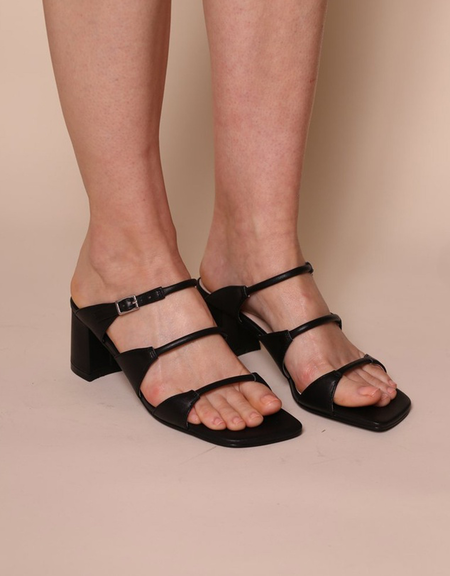 """""""INTENTIONALLY __________."""" Grace shoes - Black"""