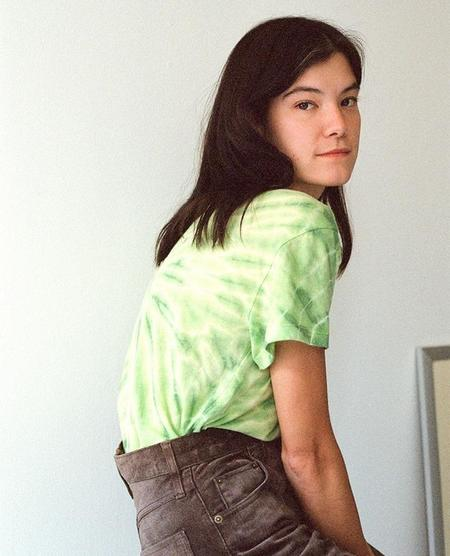Lacausa Kai Tee - Lime Swirl