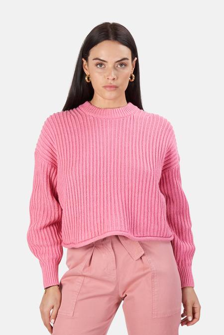 A.L.C Lianne Sweater - Pink lady