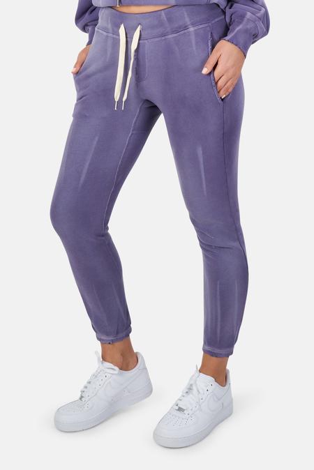 NSF Sayde Sweatpant - Sunbleached Violet
