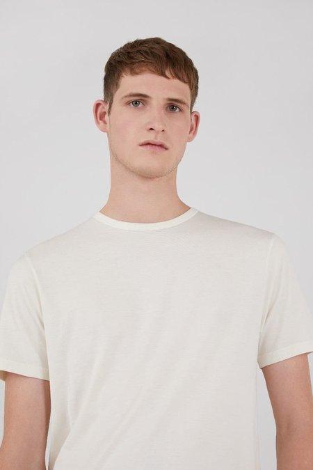Sunspel Classic crew neck t-shirt - archive white