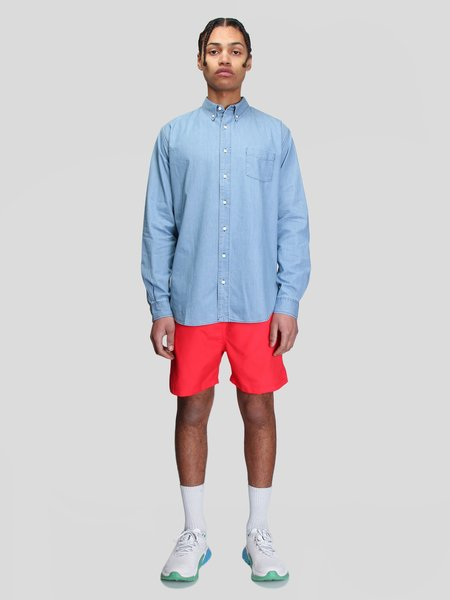 Norse Projects Hauge Swim Shorts - Askja Red