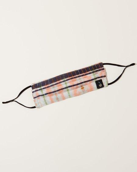 Sweet Seed Textiles Kimono Silk XIV Face Mask - multi