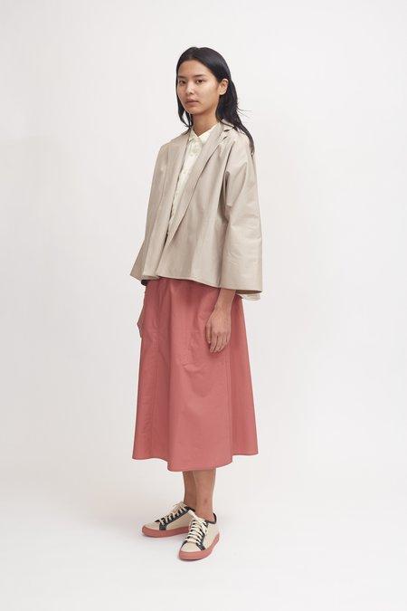 Sofie D'Hoore Candy Cotton Jacket - Woven Desert