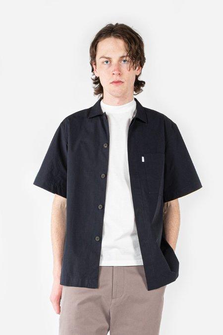 Studio Nicholson Zanza Shirt - Dark Navy