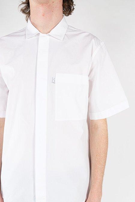 Studio Nicholson Zanza Shirt - Optic White