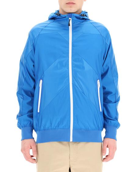 Kenzo Little X Windbreaker Jacket - Blue