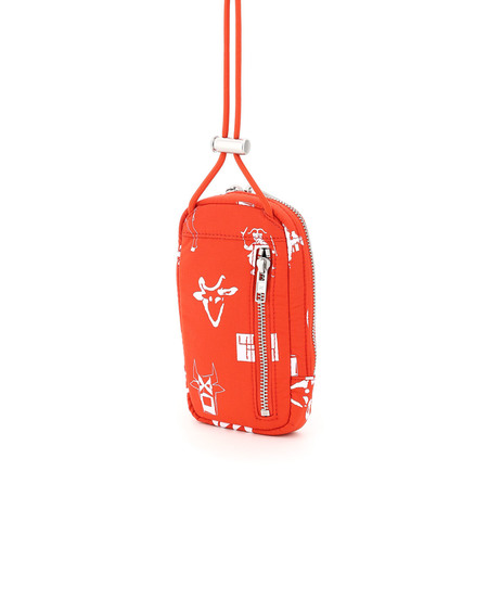 Kenzo Phone Holder bag - Red