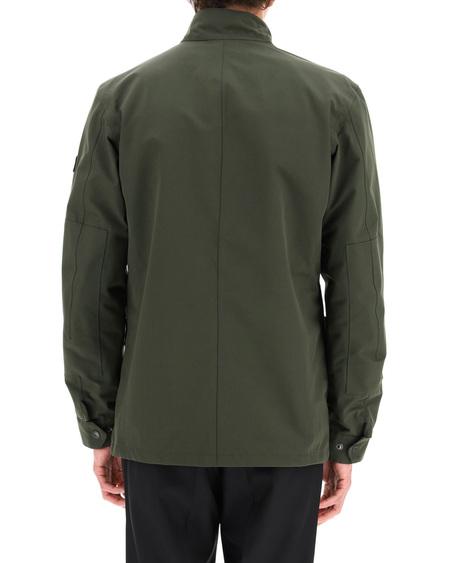 Barbour Duke Waterproof Jacket - green