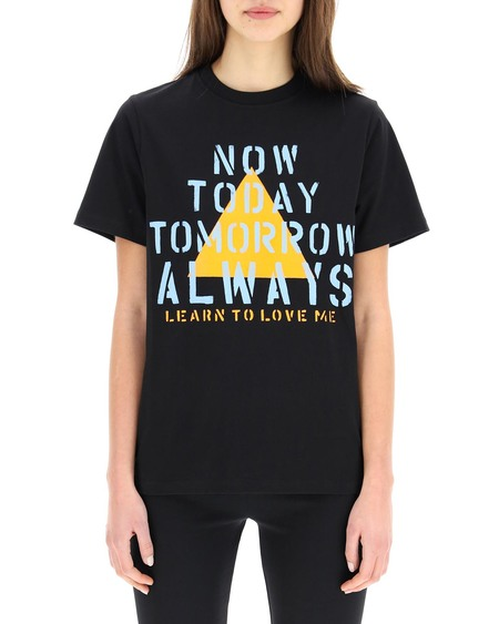 Coperni Now Today T-shirt - black