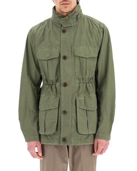 Barbour Crole Cotton Jacket - Multicolor
