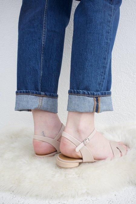 Coclico Crown Sandal - Talco Bone