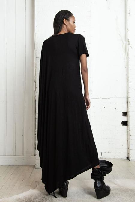Nicholas K Slater Dress - Black