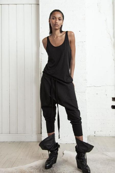 Nicholas K Slouch Sweatpants - Black