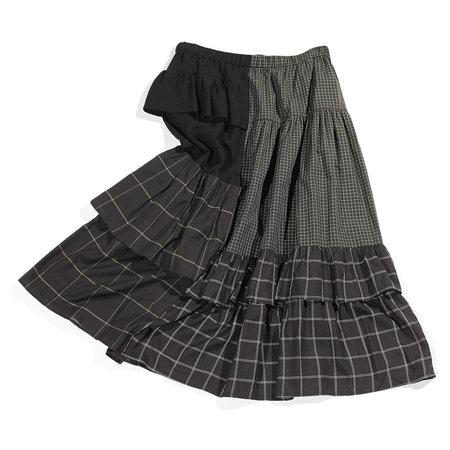 Correll Correll Rosch Twenty Skirt - Black/Black Print