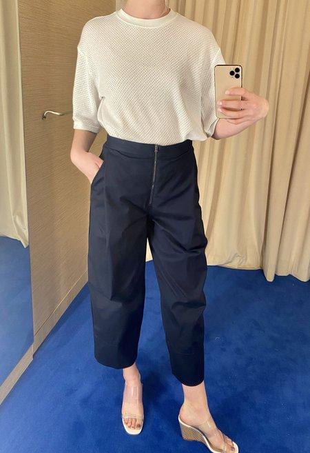 Rachel Comey Vice Pant - Navy Organic Chino