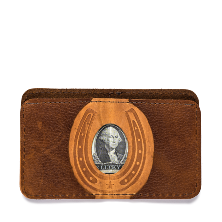Thread Honcho Lucky Buck Wallet